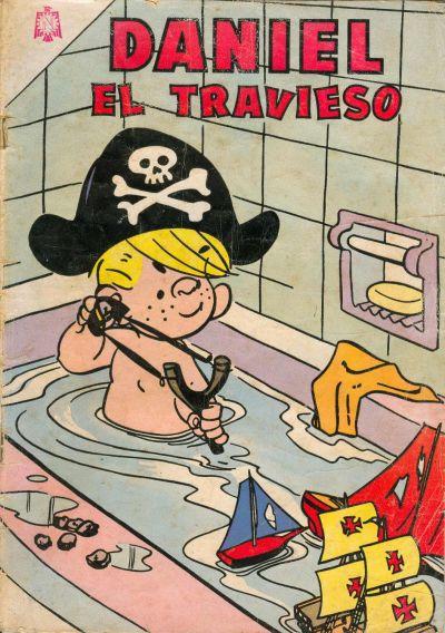 Cover for Daniel el Travieso (Editorial Novaro, 1964 series) #1