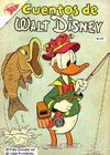 Cover for Cuentos de Walt Disney (Editorial Novaro, 1949 series) #161
