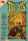 Cover for Fantomas (Editorial Novaro, 1969 series) #16