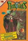 Cover for Fantomas (Editorial Novaro, 1969 series) #22