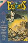 Cover for Fantomas (Editorial Novaro, 1969 series) #24