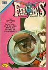 Cover for Fantomas (Editorial Novaro, 1969 series) #25