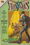 Cover for Fantomas (Editorial Novaro, 1969 series) #26