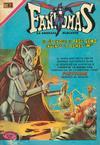Cover for Fantomas (Editorial Novaro, 1969 series) #31