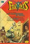 Cover for Fantomas (Editorial Novaro, 1969 series) #32