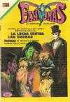 Cover for Fantomas (Editorial Novaro, 1969 series) #33