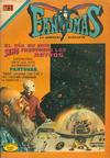 Cover for Fantomas (Editorial Novaro, 1969 series) #34