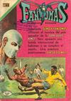 Cover for Fantomas (Editorial Novaro, 1969 series) #35