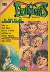Cover for Fantomas (Editorial Novaro, 1969 series) #37