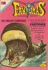 Cover for Fantomas (Editorial Novaro, 1969 series) #42