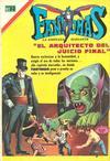 Cover for Fantomas (Editorial Novaro, 1969 series) #45