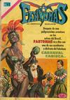 Cover for Fantomas (Editorial Novaro, 1969 series) #49