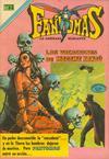 Cover for Fantomas (Editorial Novaro, 1969 series) #50