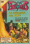 Cover for Fantomas (Editorial Novaro, 1969 series) #51