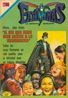 Cover for Fantomas (Editorial Novaro, 1969 series) #52