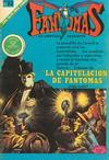 Cover for Fantomas (Editorial Novaro, 1969 series) #55