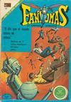 Cover for Fantomas (Editorial Novaro, 1969 series) #58