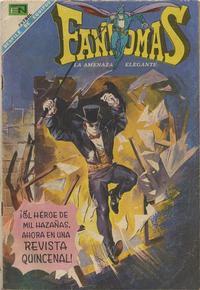 Cover Thumbnail for Fantomas (Editorial Novaro, 1969 series) #1