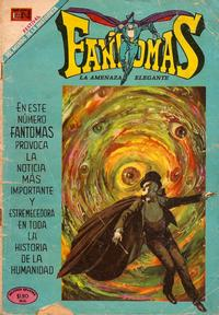 Cover Thumbnail for Fantomas (Editorial Novaro, 1969 series) #16