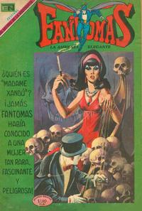 Cover Thumbnail for Fantomas (Editorial Novaro, 1969 series) #20
