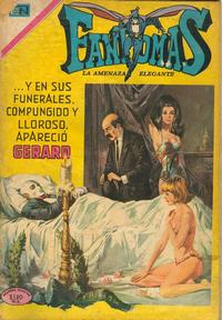 Cover Thumbnail for Fantomas (Editorial Novaro, 1969 series) #23