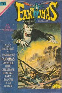 Cover Thumbnail for Fantomas (Editorial Novaro, 1969 series) #24