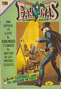Cover Thumbnail for Fantomas (Editorial Novaro, 1969 series) #26