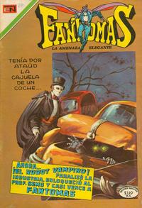 Cover Thumbnail for Fantomas (Editorial Novaro, 1969 series) #28