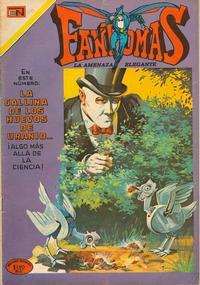 Cover Thumbnail for Fantomas (Editorial Novaro, 1969 series) #29