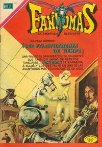 Cover Thumbnail for Fantomas (Editorial Novaro, 1969 series) #32