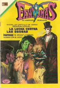 Cover Thumbnail for Fantomas (Editorial Novaro, 1969 series) #33