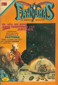 Cover Thumbnail for Fantomas (Editorial Novaro, 1969 series) #34