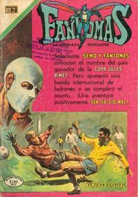 Cover Thumbnail for Fantomas (Editorial Novaro, 1969 series) #35