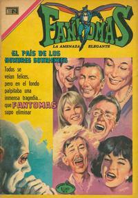 Cover Thumbnail for Fantomas (Editorial Novaro, 1969 series) #37