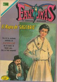 Cover Thumbnail for Fantomas (Editorial Novaro, 1969 series) #39