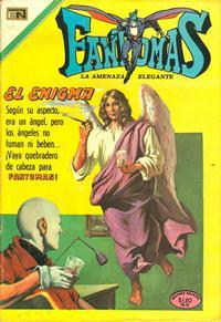 Cover Thumbnail for Fantomas (Editorial Novaro, 1969 series) #40