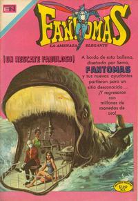 Cover Thumbnail for Fantomas (Editorial Novaro, 1969 series) #42