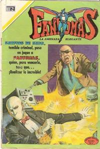 Cover Thumbnail for Fantomas (Editorial Novaro, 1969 series) #44