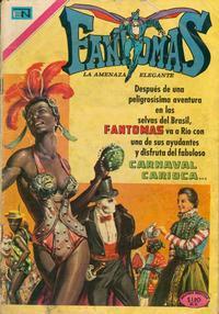 Cover Thumbnail for Fantomas (Editorial Novaro, 1969 series) #49
