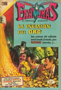 Cover Thumbnail for Fantomas (Editorial Novaro, 1969 series) #51