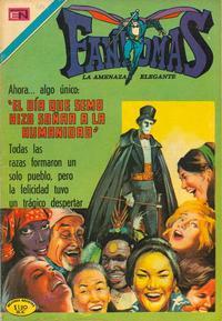 Cover Thumbnail for Fantomas (Editorial Novaro, 1969 series) #52