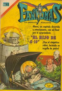 Cover Thumbnail for Fantomas (Editorial Novaro, 1969 series) #53