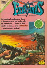 Cover Thumbnail for Fantomas (Editorial Novaro, 1969 series) #57
