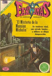 Cover Thumbnail for Fantomas (Editorial Novaro, 1969 series) #60