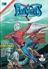 Cover for Fantomas (Editorial Novaro, 1969 series) #398