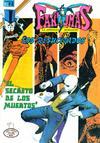 Cover for Fantomas (Editorial Novaro, 1969 series) #448
