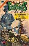 Cover for Fantomas Serie Avestruz (Editorial Novaro, 1977 series) #5