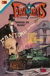 Cover for Fantomas Serie Avestruz (Editorial Novaro, 1977 series) #6