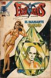 Cover for Fantomas Serie Avestruz (Editorial Novaro, 1977 series) #37