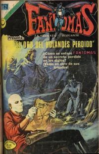 Cover Thumbnail for Fantomas (Editorial Novaro, 1969 series) #98